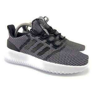 Adidas Youth Boys Cloudfoam Running Shoes Size 6.5